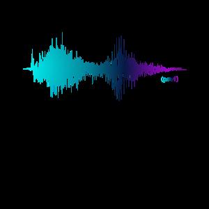 Audio-Visualisierung (Tonspur) - Sound: POW!