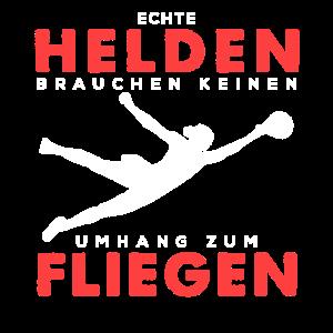 T-Shirt Torwart Fußball Handball Torhüter