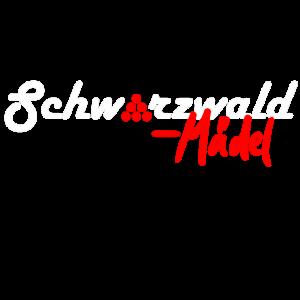 Schwarzwald Maedel
