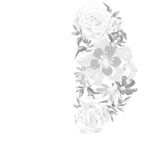 Gehirn Blumen Positiv Denken