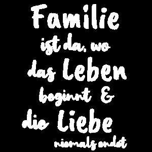 Familie Familienwerte Familienfeier Mama Geschenk