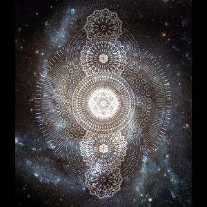 Metatrons universelle geometrische Dimension