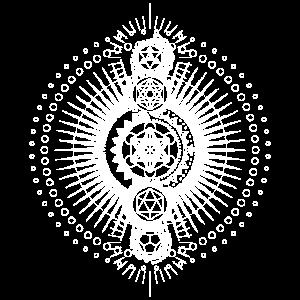 Heilige Geometrie Metatrons Würfel-Transzendenz