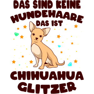 Chihuahua Glitzer