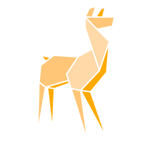 Origami Lama Alpaka