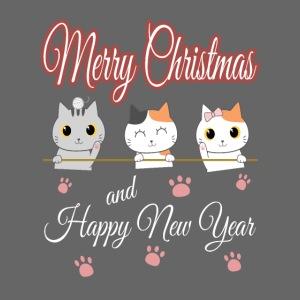 Cat Cats Katze Katzen Weihnachten Merry Christmas