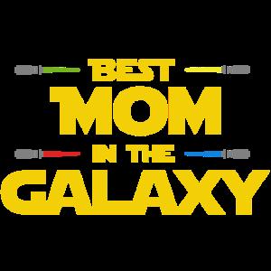Best Mom in the Galaxy! GELB