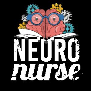 Neuro Nurse Neurowissenschaftlerin Wissenschaftler