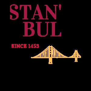 "Istanbul ""Stan'bul"" Since 1453 -2"