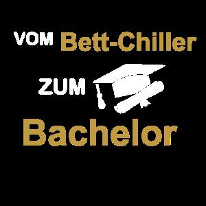 Vom Bett-Chiller zum Bachelor