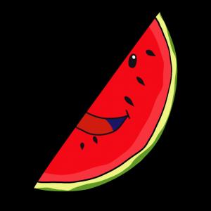 Wassermelone Melone Obst