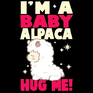 Alpaka Kind Alpaka Baby Alpaka Love