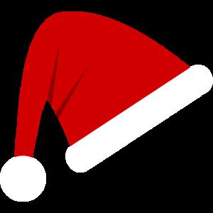 Nikolaus Weihnachtsmütze