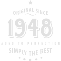 original since 1948 simply the best 70. Geburtstag