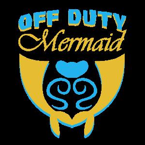 Off Duty Mermaid