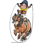 Thelwell 2017 Skipping Rope