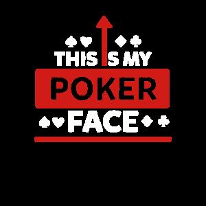 Poker Pokerface Spruch