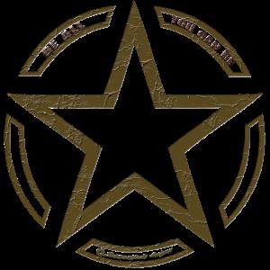 Army star vintage US Army Stern