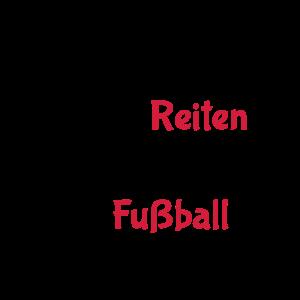 Wenn Reiten einfach wäre - Fußball