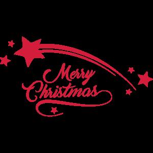 Weihnachten - Sternschnuppe