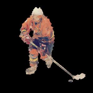 hockeyspielerin