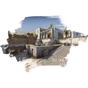 DUST2 ONLY