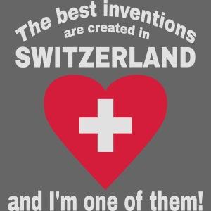 Lustiger Schweiz Spruch für echte Schweizer