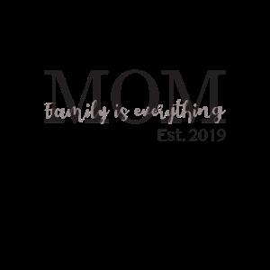 Mama seit 2019 Shirt