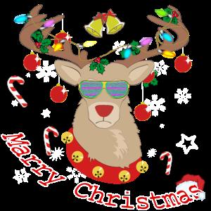 Weihnachts Rentier