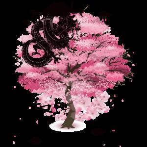 chinesischer Baum