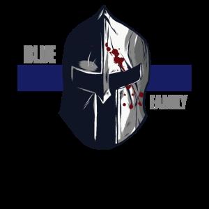 Blue Family Polizei Geschenk Thin Blue Line Police