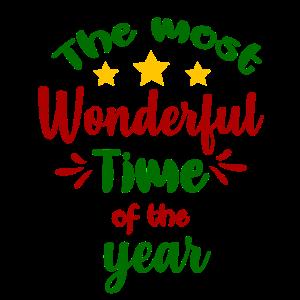 Die schönste Zeit im Jahr