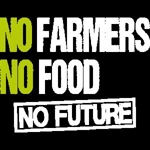 Landwirt Demo No Farmers No Food No Future