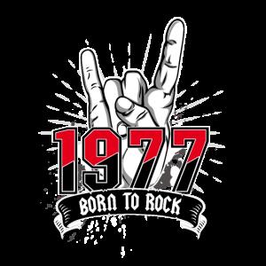 Born To Rock 1977