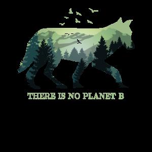 There is no Planet B - Umweltschutz Klimaschutz