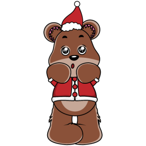Kuscheltier, Baby Bär, Baby animals, Weihnachtsbär