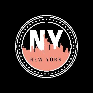 NY wie New York