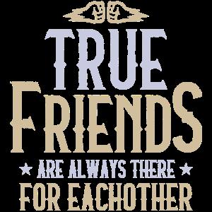 Freundschaft wahre freunde