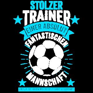 Fußball Trainer Mannschaft Sport Geschenk