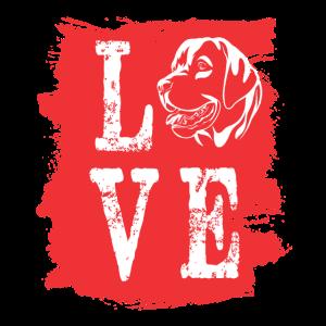 Labrador LOVE - Der beste Freund des Menschen