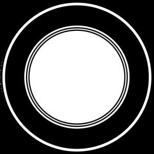 Logo Vorlage rund