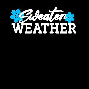 Weihnachten - Sweater weather