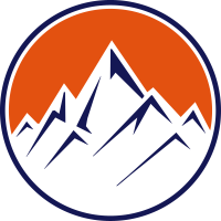 mountain icon design