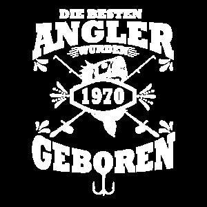 Besten Angler geboren Fischer 1970