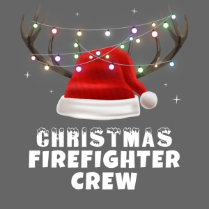 Christmas Firefighter Crew