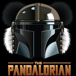 Pandalorianischer mandalorianischer Kopfgeldjäger