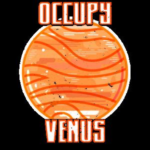 Occupy Venus