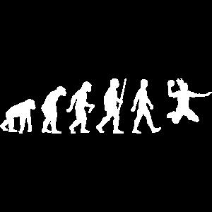 Handballerin Evolution