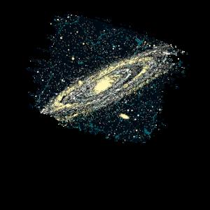 Galaxie Sterne Universum
