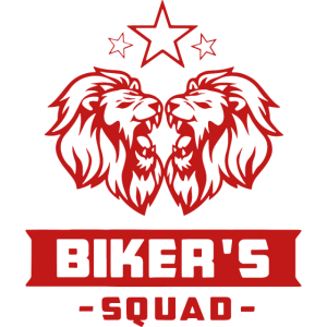 Biker-Trupp